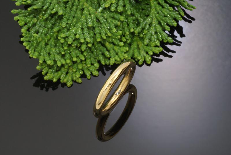 Titan_tilux_enkelt_rund_profil_smykke_fingerring_guld