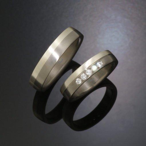 herrering_damering_vielsesringe_forlovelsesringe_tilux_sten_brilliant_diamant_sterling_soelv_sølv_titanium_titan_t2007