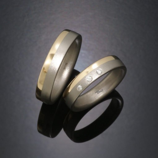 herrering_damering_vielsesringe_forlovelsesringe_tilux_sten_brilliant_diamant_titanium_titan_guld_14_karat_t2005